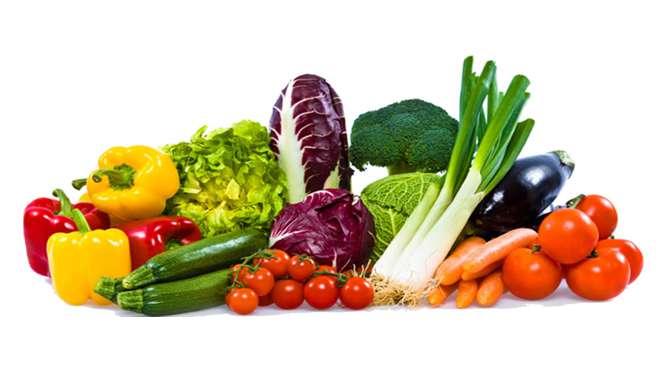 Verdure di salute