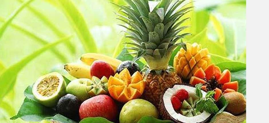 Frutta si, ma anche esotica
