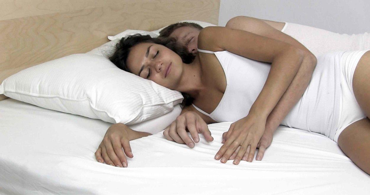 Scopata Mentre Dorme
